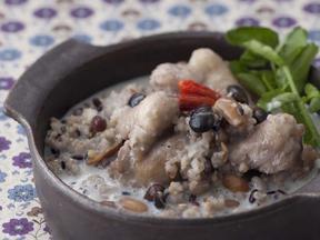 サムゲタン風美人スープ
