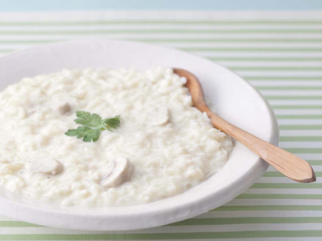 豆乳リゾット