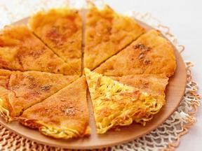 【ソース】焼そばのチーズせんべい