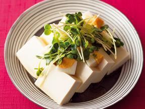 卵とかいわれのアジアン豆腐