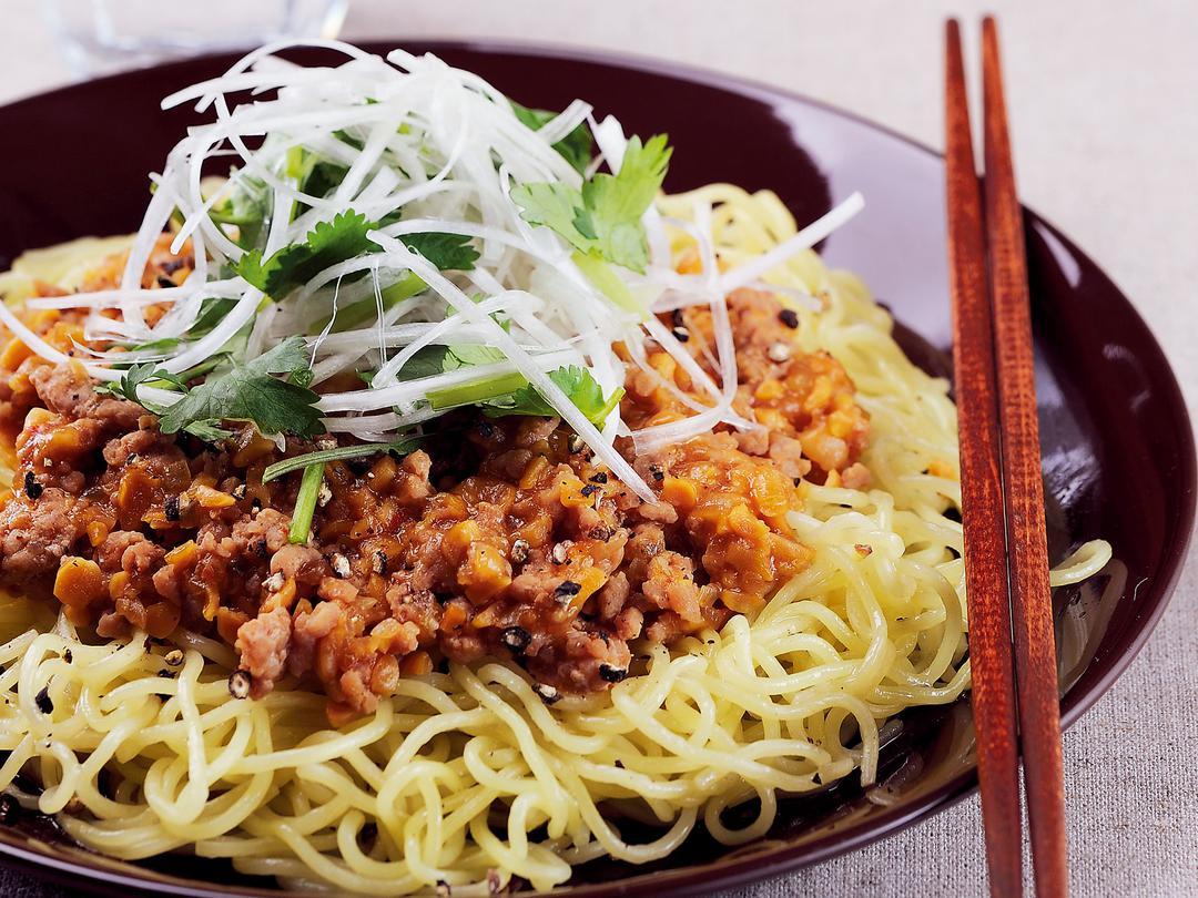 納豆ジャージャー麺