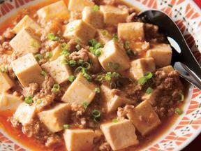 しょうが麻婆豆腐