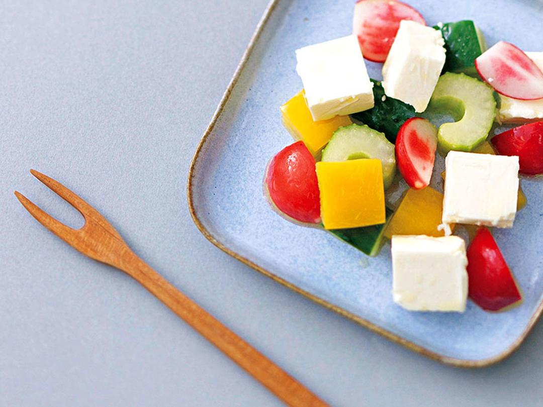kiri&野菜のピクルス
