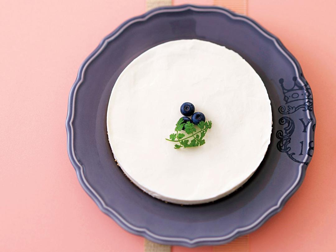 kiriで作るレアチーズケーキ