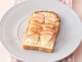 簡単!アップルシナモントースト