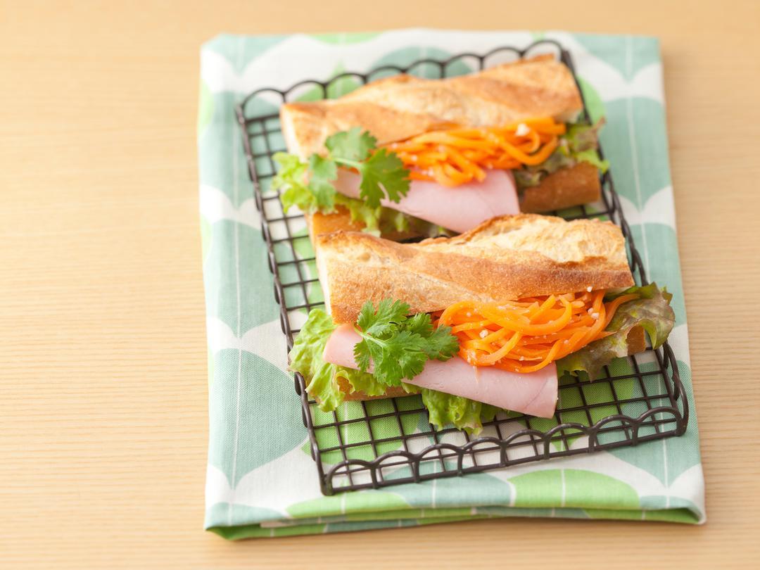 ベトナム風サンドイッチバイン・ミー