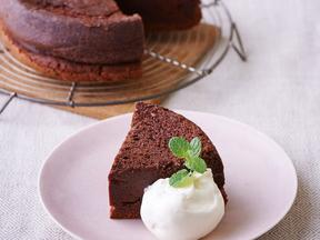 しっとりショコラケーキ