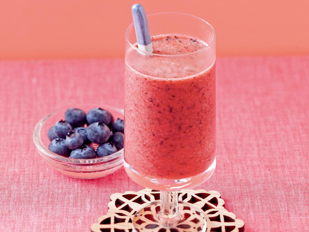 紫のフルーツ&トマト