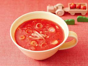 レッドHOTジンジャースープ