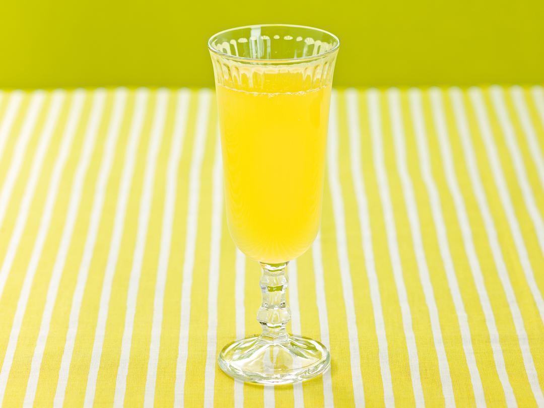 レモン風味のミモザ