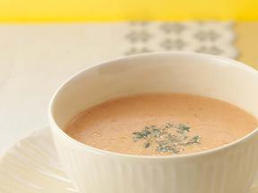 カラフル☆パプリカスープ