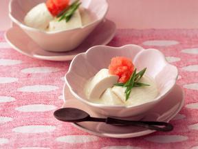 豆乳めんたい豆腐