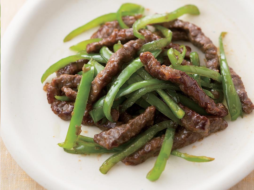 ピーマン 牛肉 レシピ