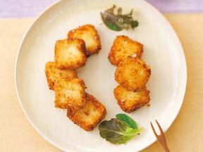 クリームチーズのフライパンフリット
