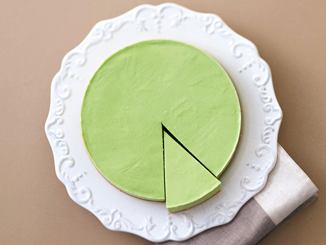 kiriの抹茶チーズケーキ