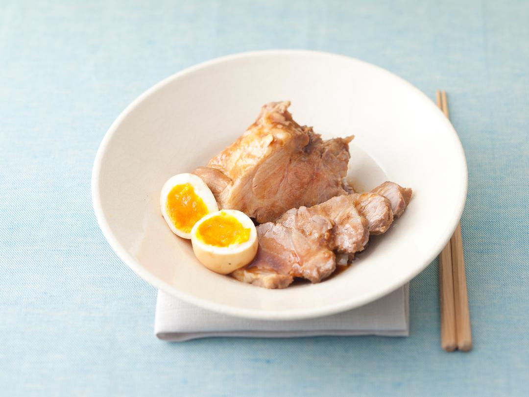 懐かし味の煮豚