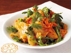 韓国風お刺身サラダ