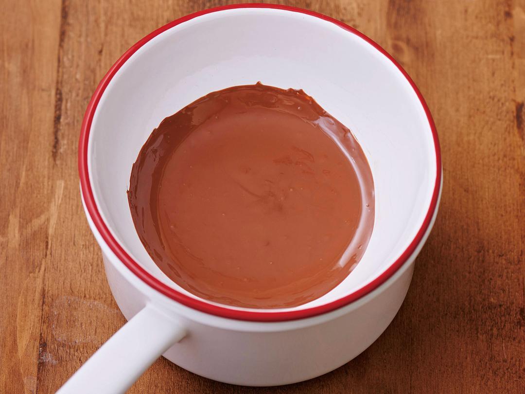 チョコレート 湯煎