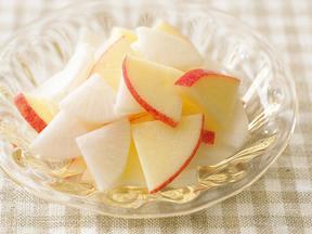 大根とりんごの甘酢